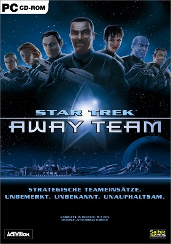 Star Trek - Away Team