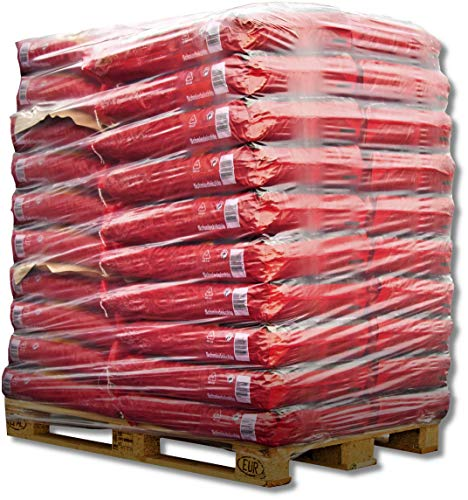 150-1200 kg Steinkohle Ibbenbüren Anthrazit Nuss 5 in der Größe 8-16mm Heizprofi im 25kg Sack Union Kohle Briketts Nusskohle Gluthalter Eierkohle (750)