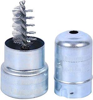 Keenso Universal Auto Batterie Post Terminal Reiniger Kit Draht Akku Werkzeug Pinsel Schmutz und Korrosion Pinsel Hand Reiniger Werkzeug