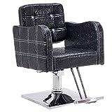 BarberPub Salon Chair for Hair Stylist Hydraulic Barber Styling Chair, Beauty Spa Equipment 8521