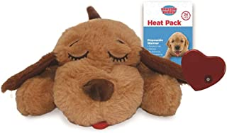 beating heart toy for puppy