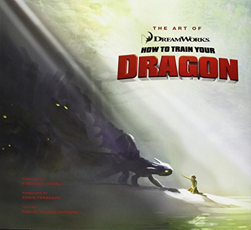 Art Of How To Train Your Dragon HC (How to Train Your Dragon Film)