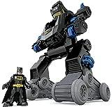 Mattel - Imaginext Batman Bat Bot Personaggio Articolato, Giocattolo per Bambini 3+ Anni, DMT82