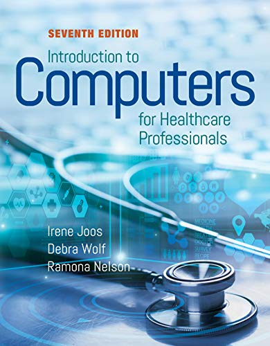 51P660+IksL - Introduction to Computers for Healthcare Professionals