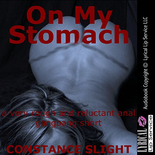 On My Stomach audiobook cover art