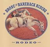 Bronc and Bareback Riding (Public Service Monograph Series)