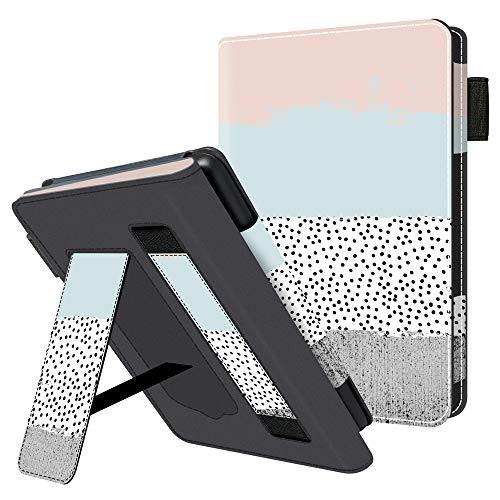 HUASIRU Portátil Caso Funda para el Nuevo Kindle (10ª generación - Modelo 2019 - no es aplicable a Kindle Paperwhite o Kindle Oasis) Case Cover, Colores