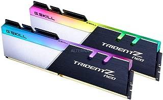 F4-3600C16D-16GTZNC [Trident Z Neo 16GB (8GBx2) DDR4 3600MHz (PC4-28800) CL16-19-19-39 1.35V]