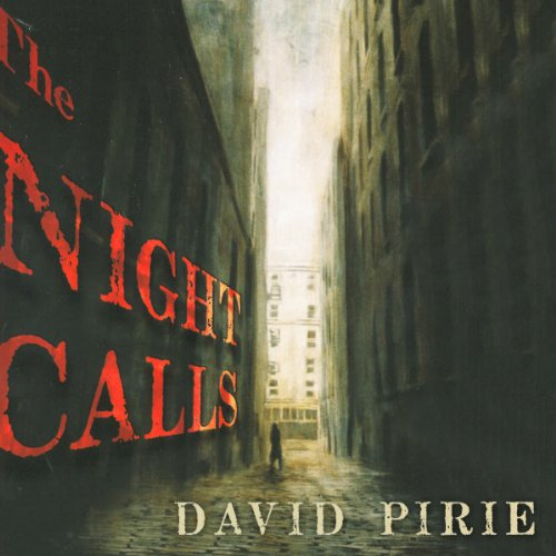 The Night Calls audiobook cover art