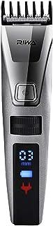RIWA コードレス 電動 バリカン ヘアカッター 充電?交流式 IPX5 防水 LED USB急速充電 8段階刈り高さ調節可能 散髪 子供?家庭?業務用 ヘアクリッパー