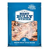 Best Bully Sticks Bully Stick Bites (2lb. Bag) - All-Natural Dog Treats
