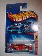 Ferrari Heat Series #2 Ferrari F355 Challenge PR5 Wheels #2004-129 Collectible Collector Car Mattel Hot Wheels 1:64 Scale
