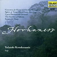 Music Of Alan Hovhaness by Yolanda Kondonassis (2000-04-25)