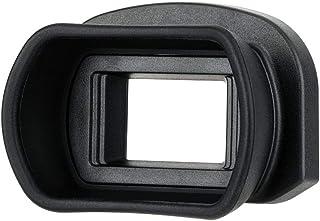 JJC Eg Soft Extended Eyecup Eyepiece Eyeshade for Canon EOS 1D X Mark II 1Ds Mark III 1D Mark IV 1D Mark III 5D Mark IV 5D...