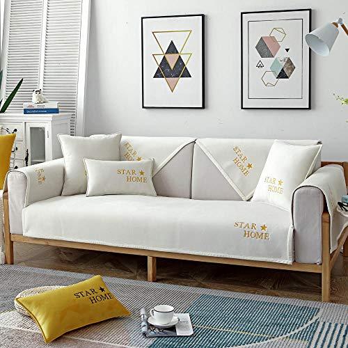 Sofa, antislip lederen beschermhoes, voor in de slaapkamer, rugzak