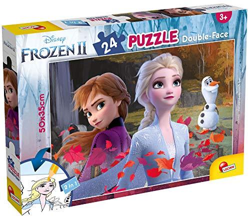 Lisciani Giochi Disney Puzzle Df Plus 24 Frozen 2