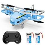 JJRC Mini Drone for Kids, RC Nano Airplane Quadcopter for Beginners with Altitude