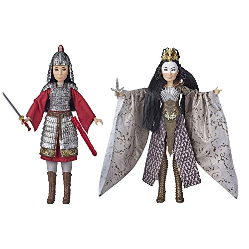 Disney Mulan and Xianniang Dolls Only $18.48 (Retail $49.99)