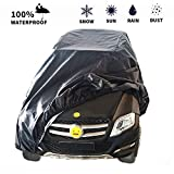 ONFUTAT Large Kids Ride-On Toy Car Cover, Outdoor Wrapper Resistant Protection for Electric Battery Powered Children Wheels Toy Vehicles - Universal Fit, Water Resistant, UV Rain Snow Protection