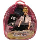 Westjet Flight Attendant Doll