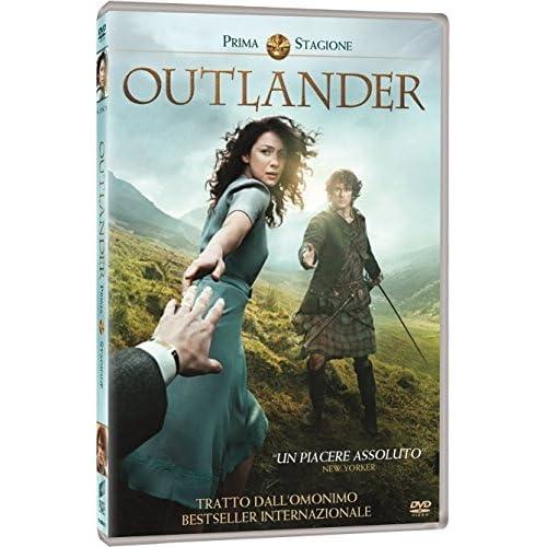 Outlander Stg.1 (Box 4 Dvd)