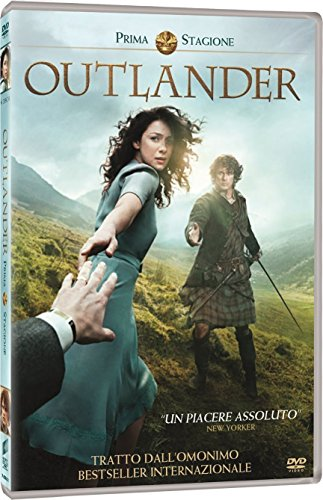 Outlander Stg.1 (Box 4 Dvd)
