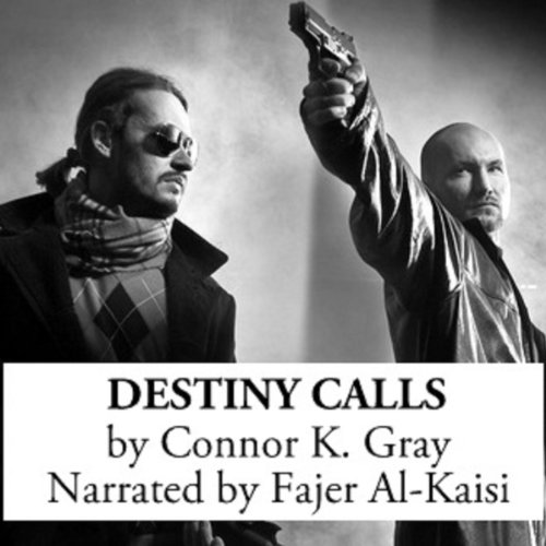 Destiny Calls audiobook cover art