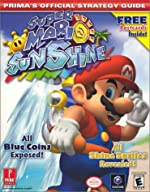 Super Mario Sunshine - Prima's Official Strategy Guide de Prima Development
