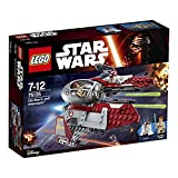 LEGO-Star Wars ObiWan's Jedi Interceptor, Colore Non specificato, 75135