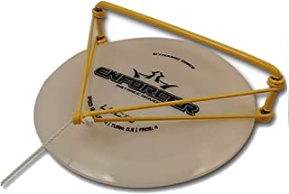 DiscDiver Disc Golf Golden Retriever - Essential Disc Golf Accessory - Get Your Discs Out of Water (Colors May Vary)