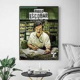 zhangdiandian Poster Pablo Escobar Kolumbien Poster