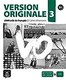 Version Originale 3 - cahier d'exercices + CD: Vol. 3 (Fle- Texto Frances)