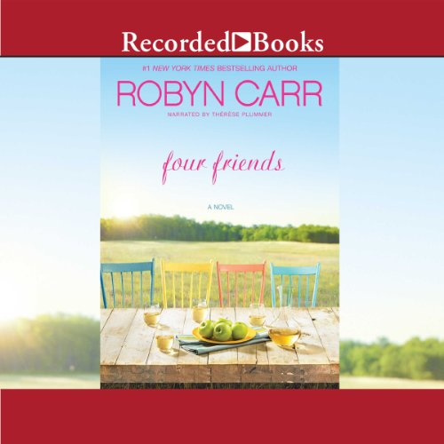 Four Friends audiobook cover art