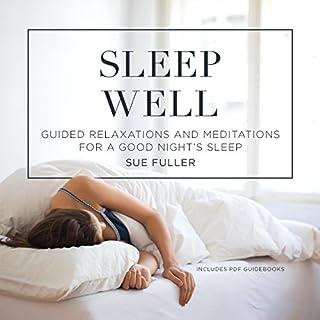 Sleep Well audiobook cover art