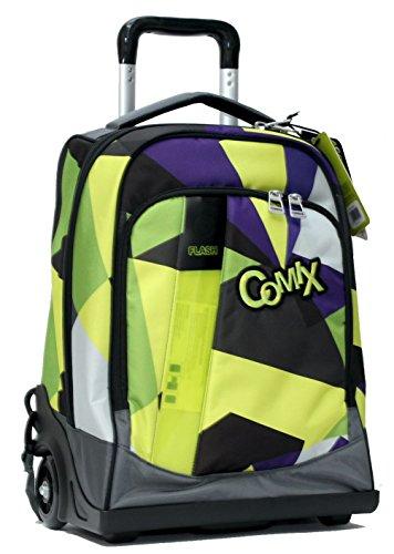 Zaino Trolley Premium Grigio Flash Comix