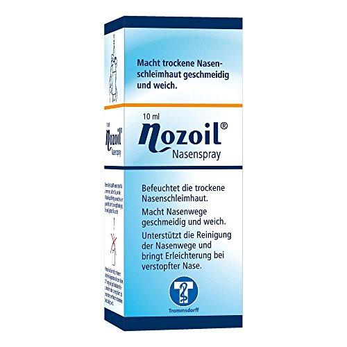 Nozoil Nasenspray, 10 ml
