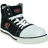 Runnex 5341 - S3 calzado de seguridad deporte estrella como zapatos de trabajo, zapatillas de deporte, 37, negro,
