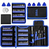ORIA Precision Screwdriver Set (Newest) 172 in 1 with 112 bits and 44 1/4 Inch Bits Repair Tool Kit Magnetic Screwdriver Kit with Portable Bag for Electronics Computer PC iPhone Jewelers Game Console