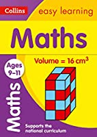 Collins Easy Learning Maths Age 9-11