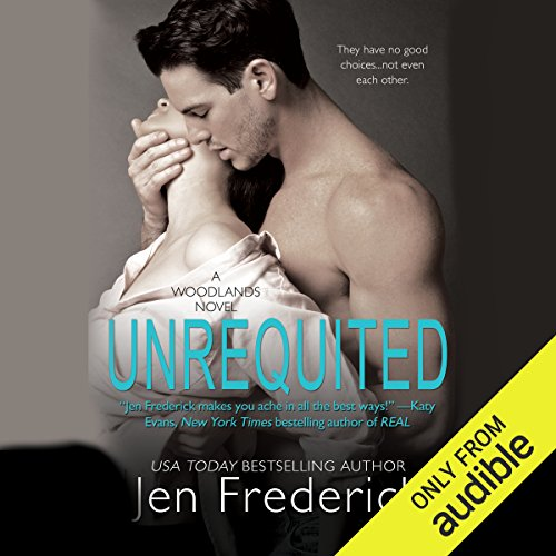 Unrequited audiobook cover art