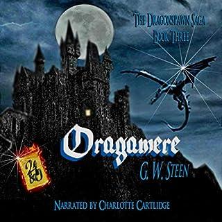 Dragamere audiobook cover art