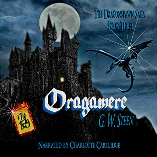 Dragamere audiobook cover art