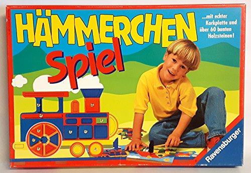 Ravensburger 00048 - Hämmerchen Spiel