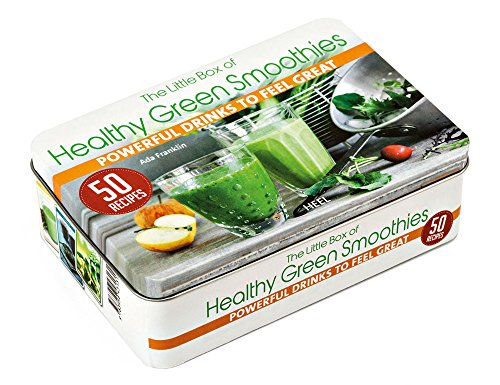 The Little Box of Healthy Green Smoothies: 50 Recipes: Powerful Drinks to Feel Great