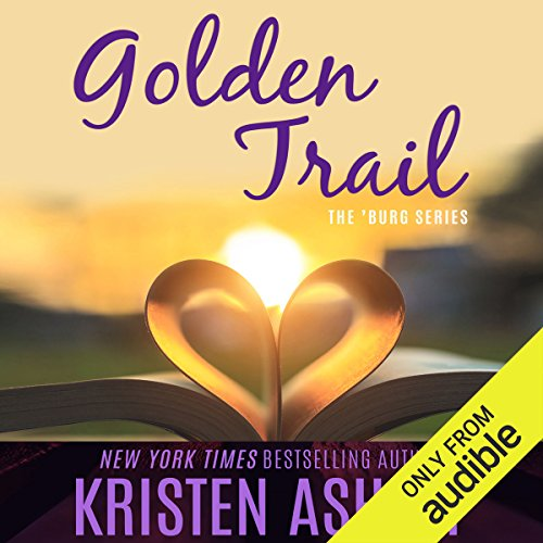 Golden Trail                   Written by:                                                                                                                                 Kristen Ashley                               Narrated by:                                                                                                                                 Brian Pallino                      Length: 21 hrs and 20 mins     8 ratings     Overall 4.3