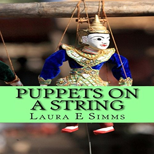 Puppets on a String audiobook cover art