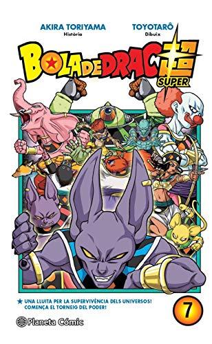 Bola de Drac Super nº 07 (Manga Shonen)