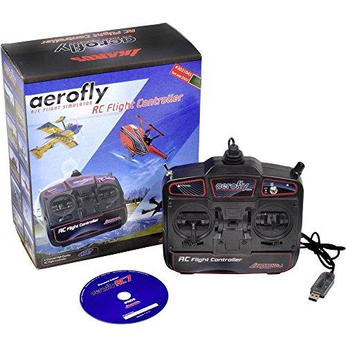ikarus Flugsimulator aeroflyRC7 Standard mit RC