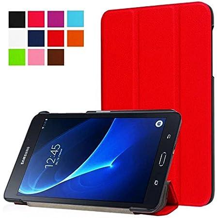 Lobwerk Hülle Für Samsung Galaxy Tab A Sm T280 7 0 Zoll Computer Zubehör