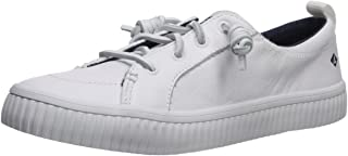 SPERRY womens Crest Vibe Creeper Leather
